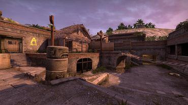 Mapa 'Chlorine' wprowadzona przez Valve do CS:GO. Źródło: Twitter, 2020