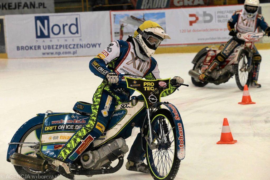 Mistrzostwa Torunia w żużlu na lodzie w 2016 r.