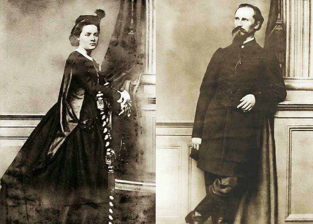 Maria z Billewiczów Piłsudska (1842-84). 'Nie poddawała się nastrojom poklęskowym [po powstaniu styczniowym] - dzieci wychowywała w przekonaniu o konieczności dalszej walki z wrogiem Ojczyzny' - wspominał matkę Marszałek. Józef Wincenty Piotr Piłsudski (1833-1902). Ojciec Marszałka wiele inwestował w swoje majątki, sprowadzał z zagranicy maszyny rolnicze, jednak - jak wspominał Ludwik Krzywicki - 'w Wileńszczyźnie wobec niezmiernej taniości siły roboczej, nie opłacały się. [.] Maszyny te niszczały nieużywane...'