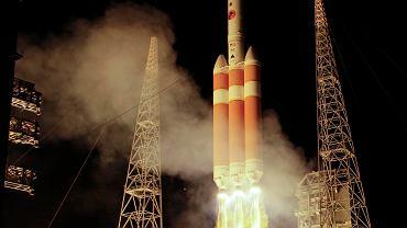 NASA wystrzeliła ku Słońcu sondę Parker Solar Probe