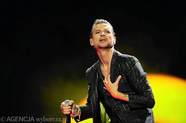 Koncert Depeche Mode w Warszawie, 2013