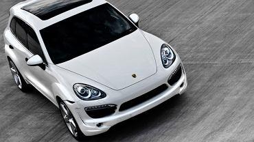 Porsche Cayenne 3.0 Diesel V6 - Supersport Wide Track