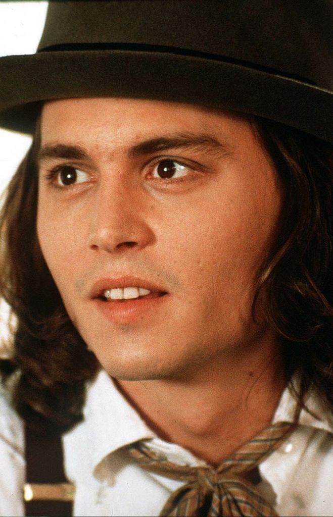 Johnny Depp i jego metamorfozy!