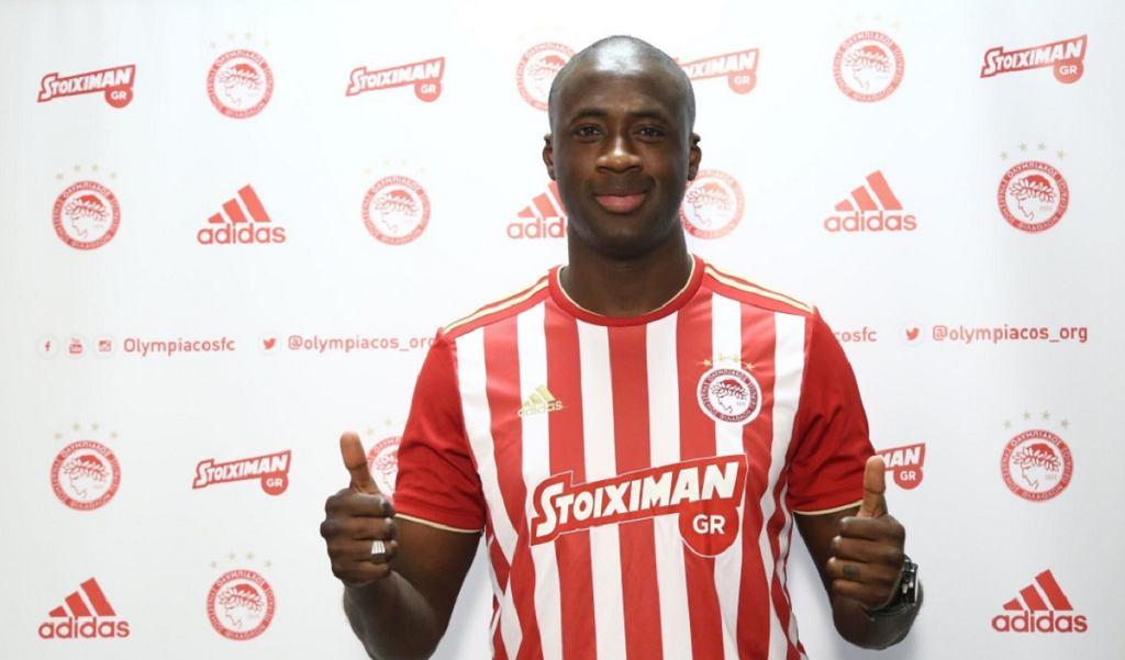 Yaya Toure nowym zawodnikiem Olympiakosu Pireus