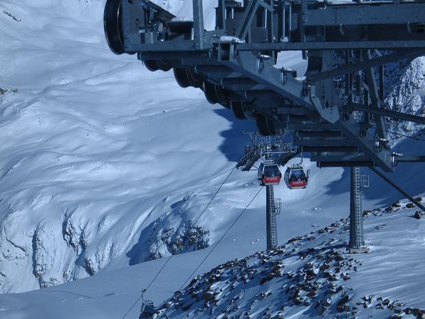 Austria narty: Pitztaler Gletscher / fot. Maarten Balliauw CC BY Flickr.com