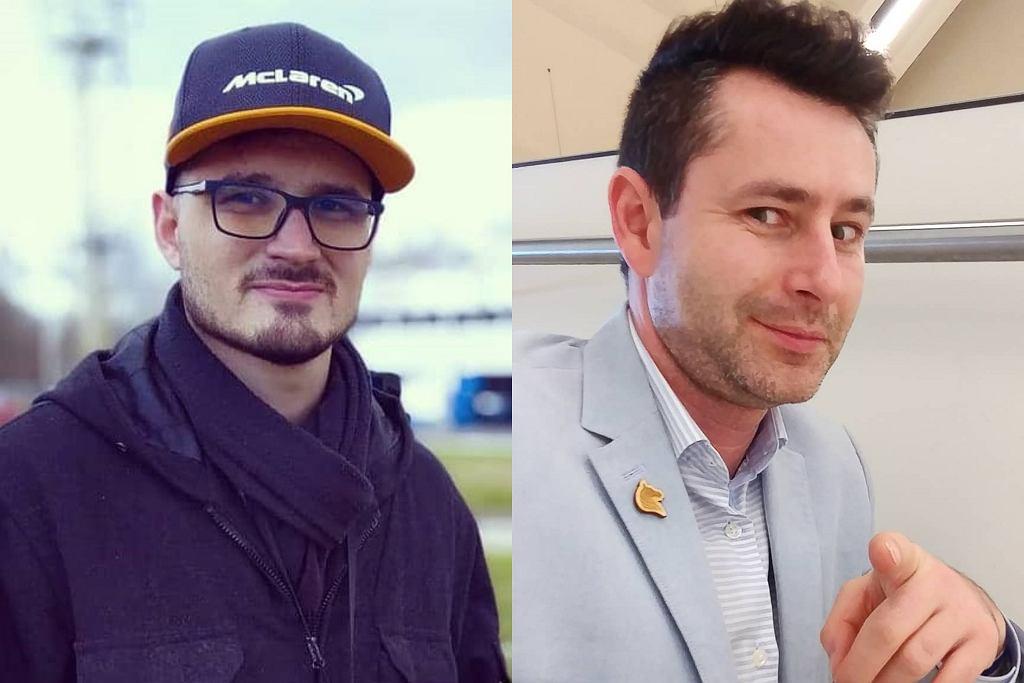 Maciej / Marcin ze 'Ślubu od pierwszego wejrzenia'