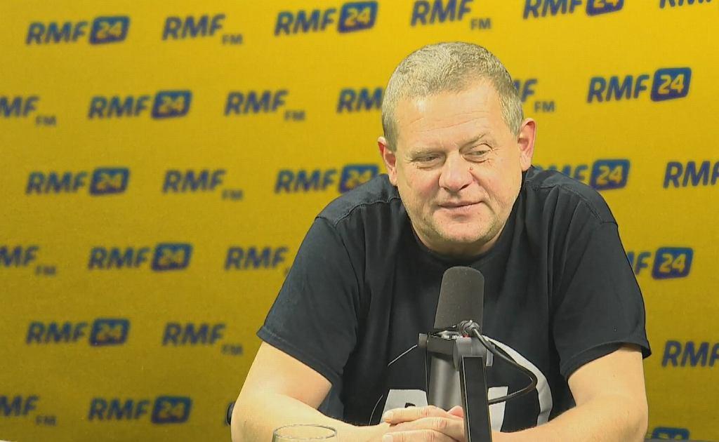 Kazik Staszewski w rozmowie w RMF FM