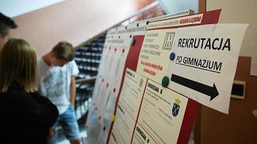 VI Liceum Ogolnoształcące w Krakowie. Ogłoszenie wyników rekrutacji
