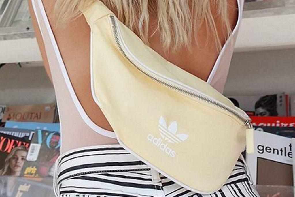 Modne listonoszki Adidas