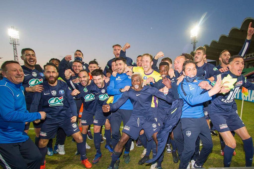GFA Rumilly-Vallieres świętuje awans do półfinału PF