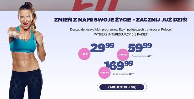 Ewa Chodakowska ma swoją platformę VOD