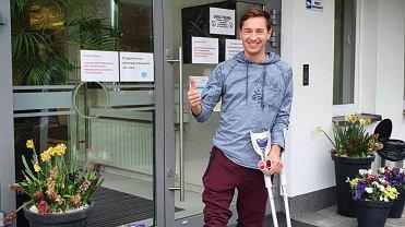 Kamil Stoch trafił na stół operacyjny. 'Przypadłość skoczka...'