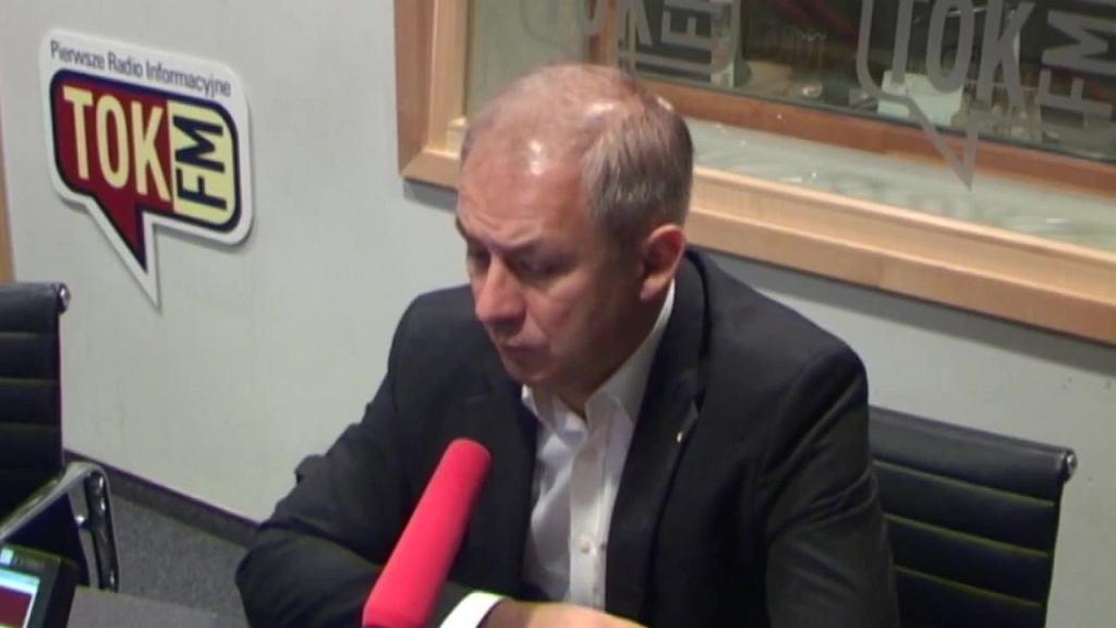 Grzegorz Napieralski w Poranku TOK FM