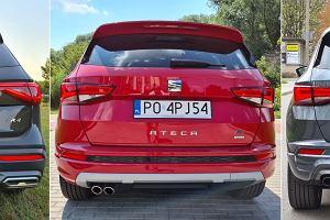 Opinie Moto.pl: Seat Ateca, Seat Tarraco, Cupra Ateca. Trzech muszkieterów Seata