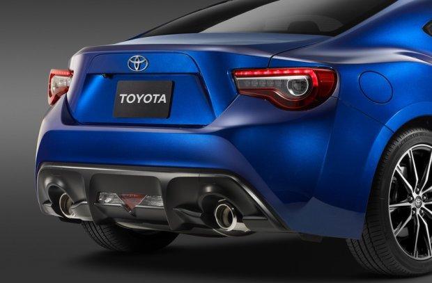 Toyota GT86 FL