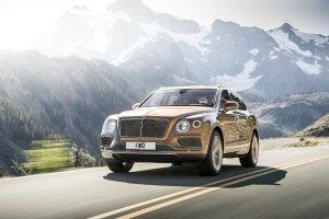 Bentley Bentayga | Będzie mocniejsza wersja