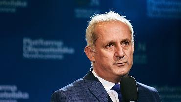 Wybory samorządowe 2018. Sławomir Neumann zapowiedział, że zbliżające się wybory będą 'żółtą kartką' dla Prawa i Sprawiedliwości