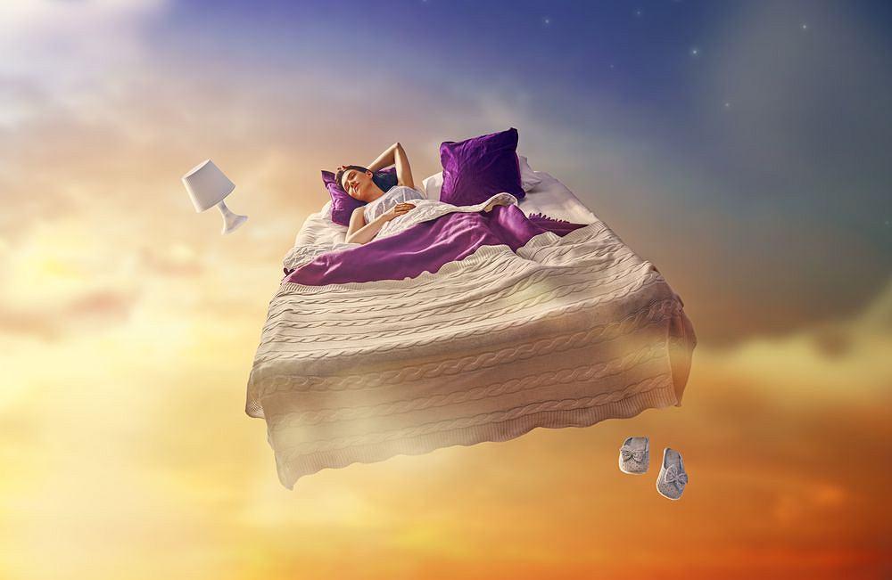 Dobry sen i pełny relaks dzięki GABA? Brak jednoznacznych dowodów