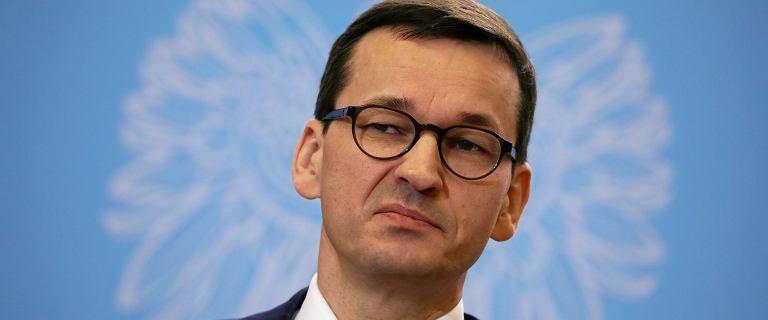 Premier chce ''natychmiastowych wyjaśnień'' od szefa KNF
