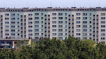 Osiedle w Gdańsku Żabiance