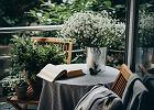 Meble na balkon - jakie zestawy wybrać, z jakiego materiału?