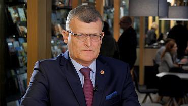 Dr Paweł Grzesiowski, szef fundacji Instytutu Profilaktyki Zakażeń