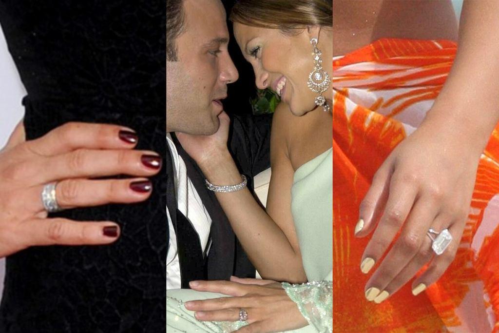Catherine Zeta-Jones, Jennifer Lopez, Ben Affleck, Beyonce