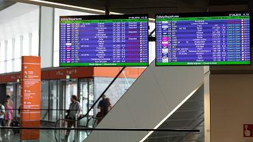 Lotnisko Chopina obawia się tłoku. Przewidywane zmiany w rozkładach lotów