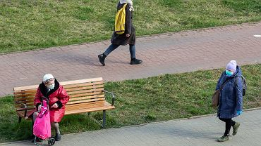 8Zycie codzienne w Wrszawie podczas epidemii koronawirusa