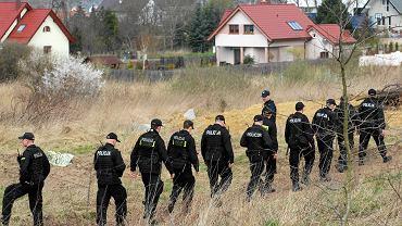 Poszukiwania porwanej Mai z Wołczkowa w Polsce