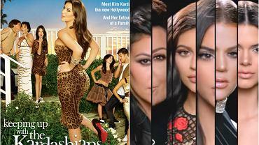Wszystko zaczęło się 10 lat temu, w 2007 roku. Obecnie kończy się 13. sezon serialu. Spójrzmy na rodzinę Kardashianów teraz i dawniej!