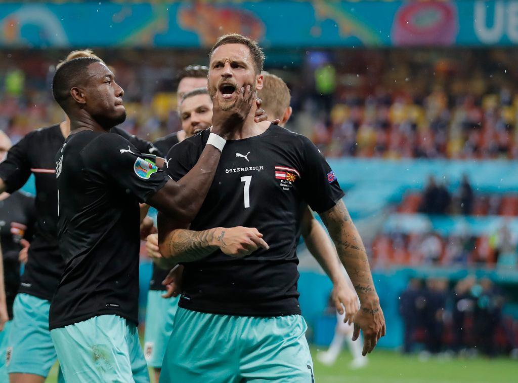 Romania Austria Northern Macedonia Euro 2020 Soccer
