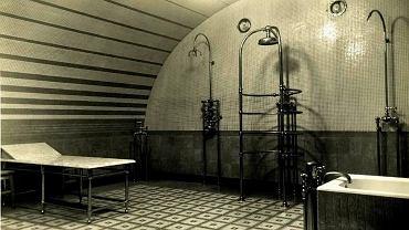 Łaźnie w Muzeum-Zamku w Łańcucie