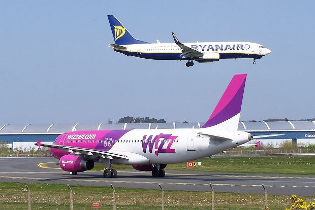 Wizz Air ogłosił trzy nowe trasy z Polski. Szykuje się rywalizacja z Ryanairem