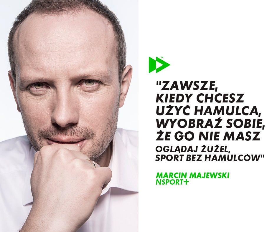 Marcin Majewski - nSport+