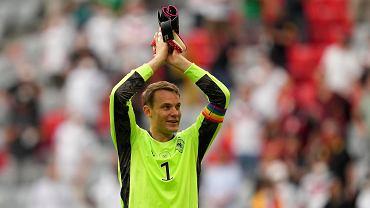 UEFA podjęła decyzję ws. opaski Neuera.