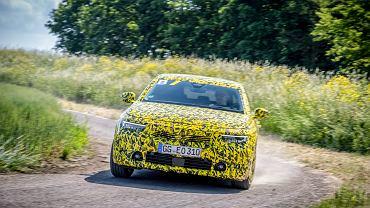 Opel Astra VI (prototyp)