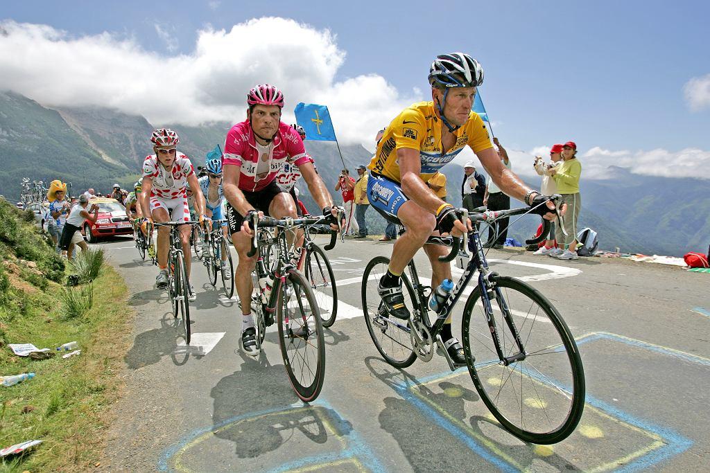 Lance Armstrong w dokumencie 'Lance'