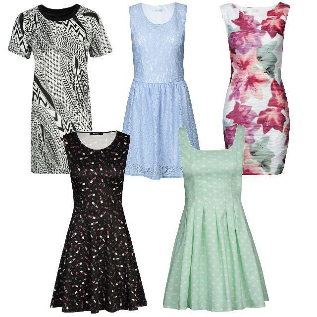 575b491b New Yorker: sukienki na co dzień i na imprezę