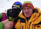 Wyprawa na K2. Denis Urubko wrócił do bazy