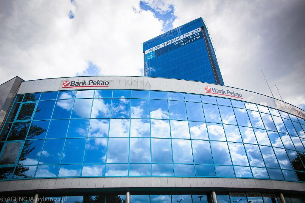 Bank Pekao (zdjęcie ilustracyjne)
