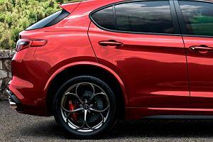 Alfa Romeo Stelvio Quadrifoglio - szybka i piekielnie droga