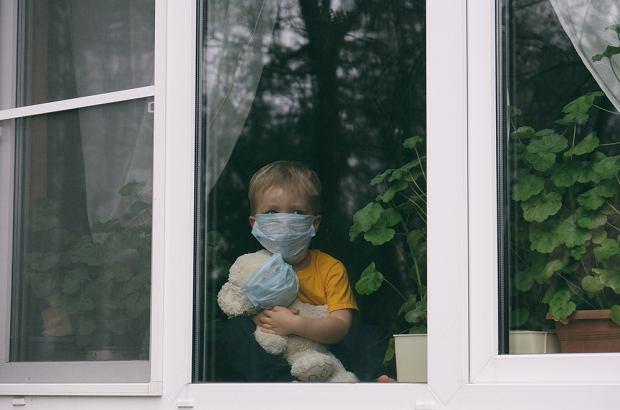 Dzieci chorują rzadko (fot. Shutterstock)