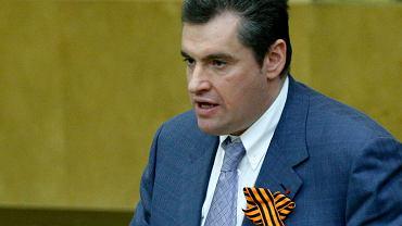 Leonid Słucki, prawnik i poseł do Dumy