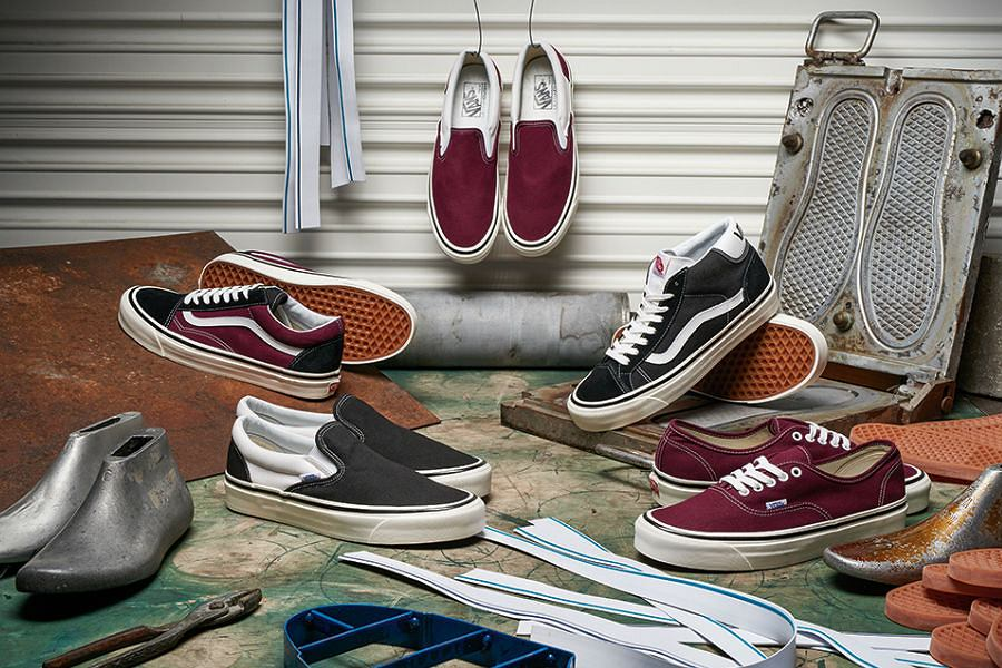 Vans anaheim factory Moda i biżuteria Fashion and