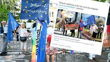 'Financial Times' radzi Polsce, by szykowała się na opuszczenie UE