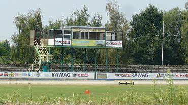 Stadion w Rawiczu