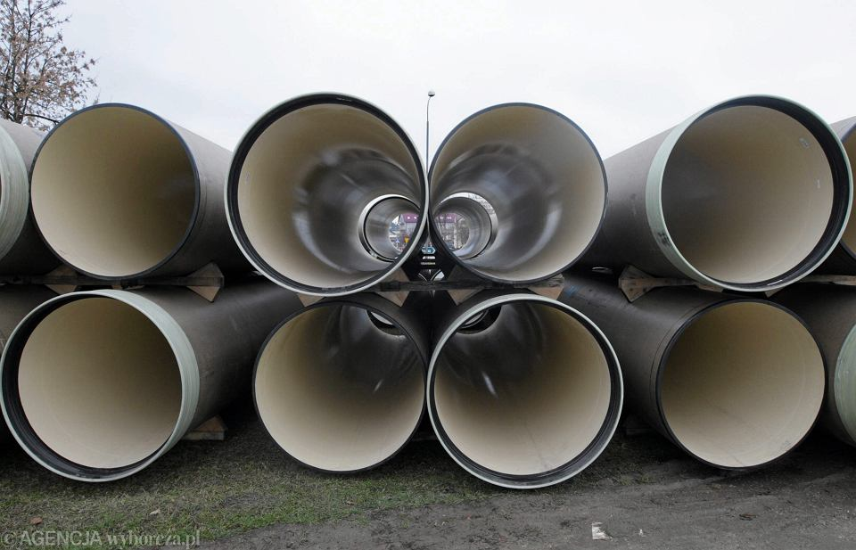 Budowa kanalizacji deszczowej na os. Budziwój w Rzeszowie kosztowała ok. 90 mln zł. Zdjęcie ilustracyjne