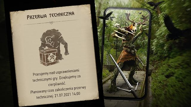 Wiedźmin: Monster Slayer