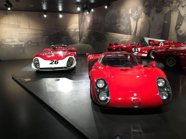 Alfa Romeo - modele wyścigowe